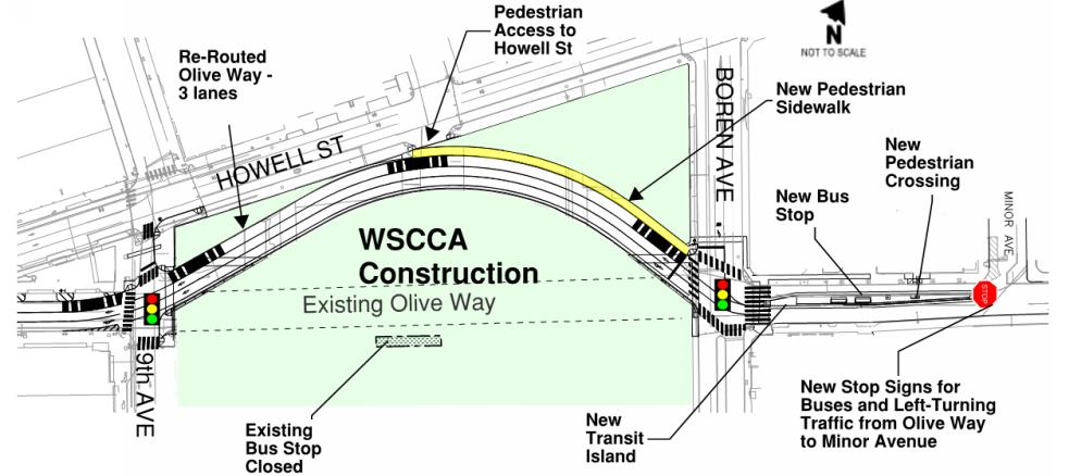 Construction Updates - WSCC Addition