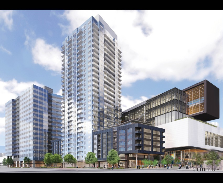 Office and Residential co-development project